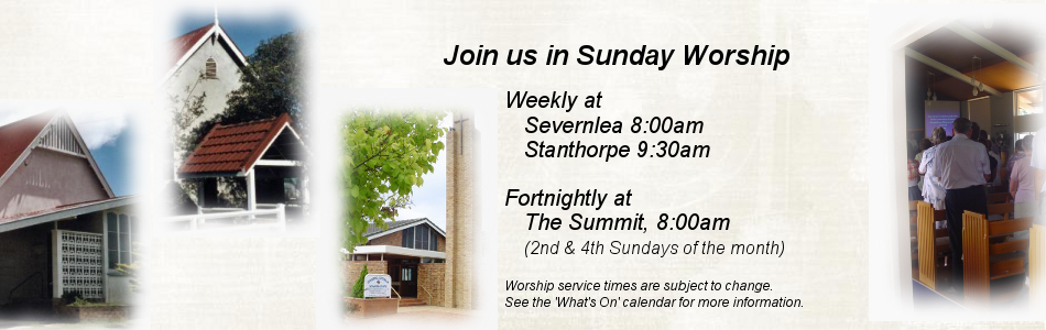 Home top Worship Times - all